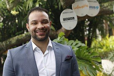 Rafael Freitas, do Alô Alô Bahia