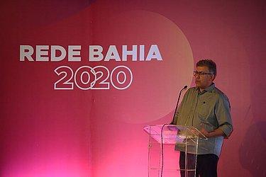 Carlyle Ávila é o diretor de programação de televisão da Rede Bahia