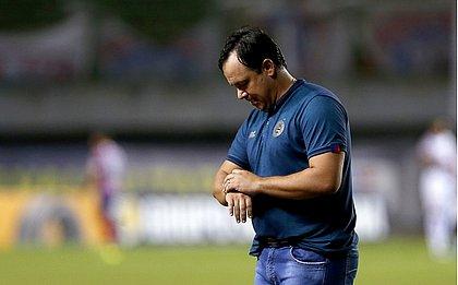 Dado enalteceu feito do tricolor ao vencer os dois jogos contra o Vila Nova