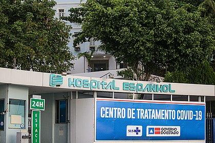 Um ano de exaustão: o drama de quem trata covid no 1º hospital de campanha da Bahia