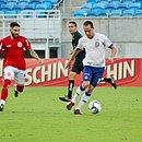 Rodriguinho fez sua estreia como titular do Bahia no jogo contra o América-RN