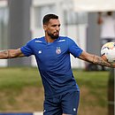 Gilberto já marcou cinco gols em sete jogos no ano