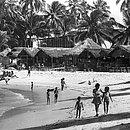 Praia do Forte, 1989