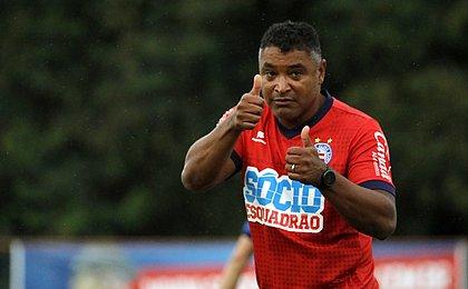 Roger valoriza empate do Bahia com um jogador a menos