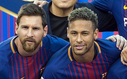 Messi e Neymar podem reeditar a parceria, agora no PSG