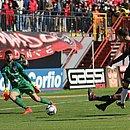 Gol do Brasil de Pelotas saiu no final do primeiro tempo