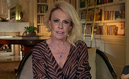 Ana Maria Braga conta que quebrou o braço ao fugir de assédio sexual de diretor de TV