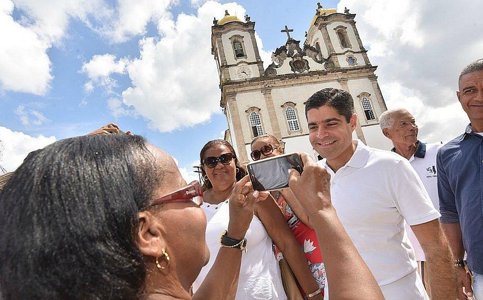 Aniversário de Salvador será celebrado com missa e inaugurações nesta sexta (29)