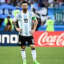 """""""Meu maior sonho é conseguir um título com essa camisa"""", afirmou Messi"""