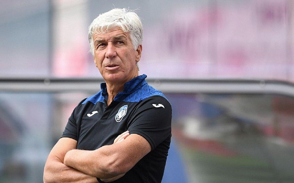 Gian Piero Gasperini, treinador da Atalanta