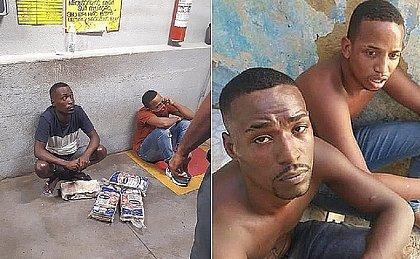 Torturadores fizeram fotos de Yan e Bruno antes de entregá-los a Tribunal da Morte