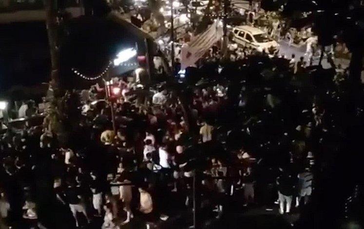 aglomeração
