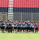 Vitória encara o Confiança com o reforço de Victor Ramos, Fabrício e Felipe Garcia