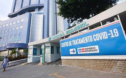 Hospital Espanhol é reaberto e ganha túnel de desinfecção para profissionais de saúde