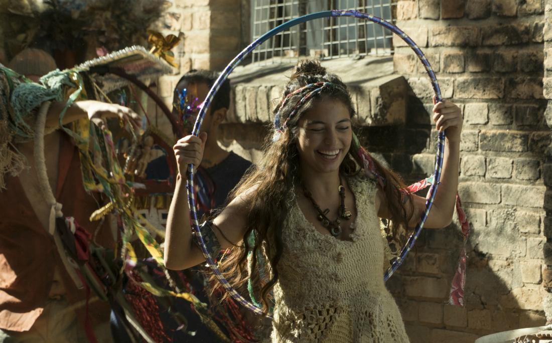 Cynthia Senek, a Krica, em Malhação, interpreta Glória na série 3%