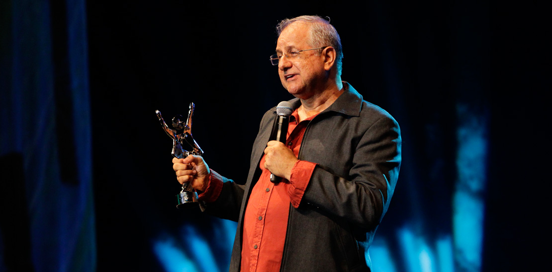 Luiz Marfuz ganhou prêmio de melhor texto por Traga-me a Cabeça de Lima Barreto