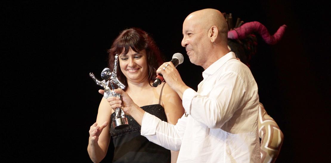 Marcelo Praddo ganhou prêmio de melhor ator pelos espetáculos Os Pássaros de Copacabana e Um Vânia, de Tchekhov