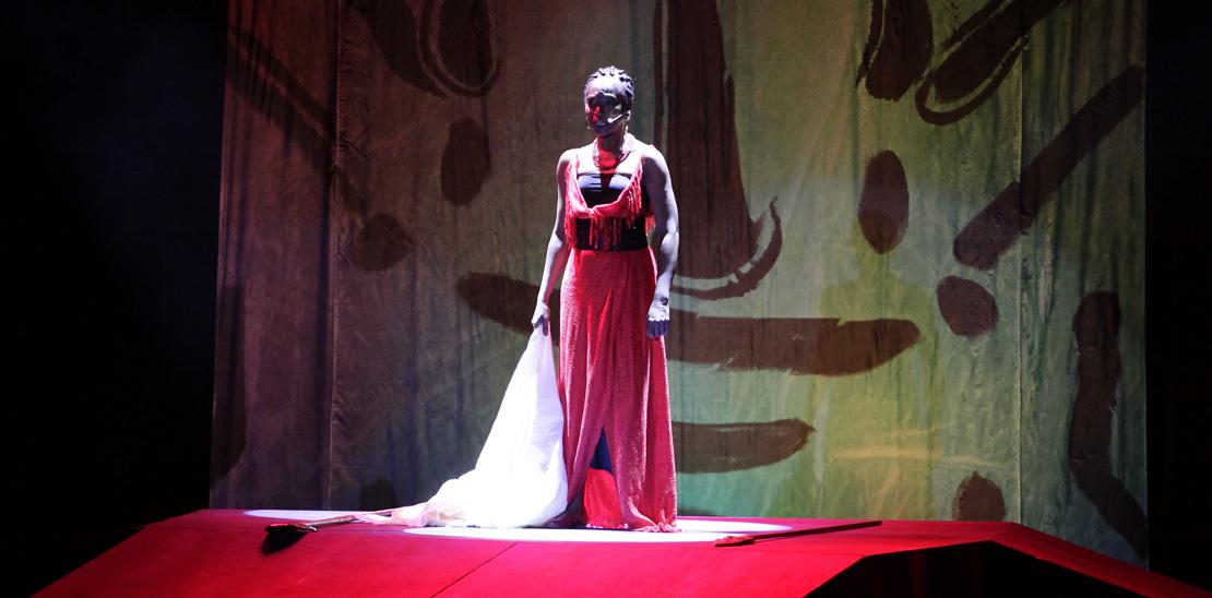 Performance criticou violência policial