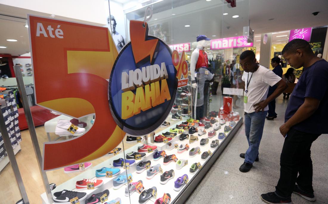 471008454 Liquida Bahia começa hoje e vai até dia 6  veja ofertas imperdíveis -  Jornal CORREIO