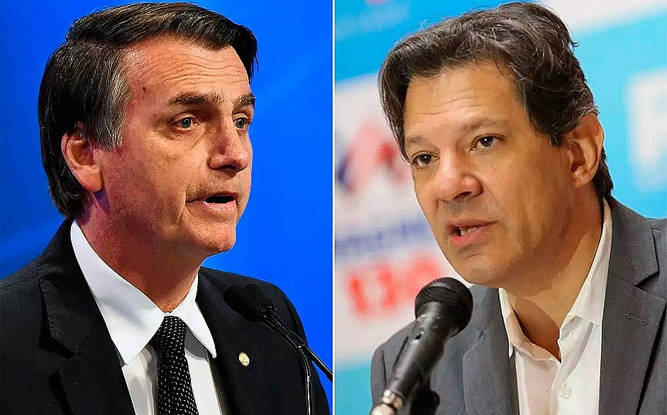 Resultado de imagem para TSE suspende propaganda do PT que acusava Bolsonaro de votar contra lei para deficientes
