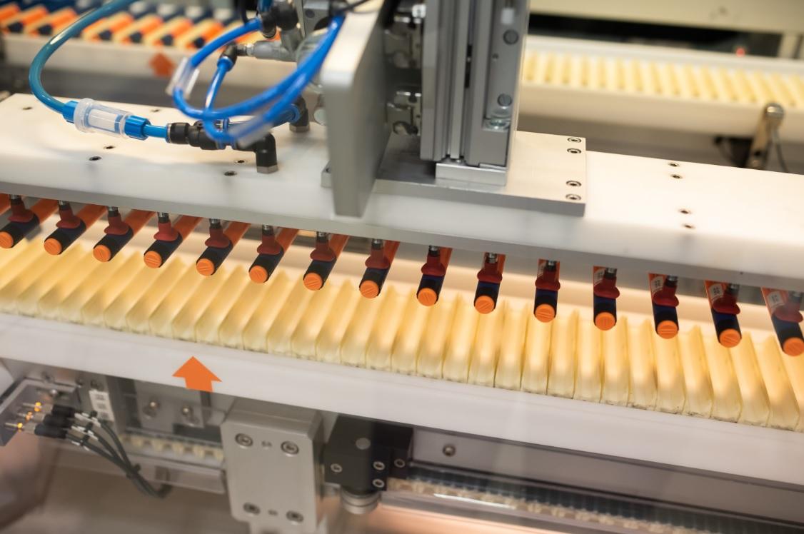 Fábrica é responsável pela produção de 25,8% dos medicamentos exportados pelo Brasil