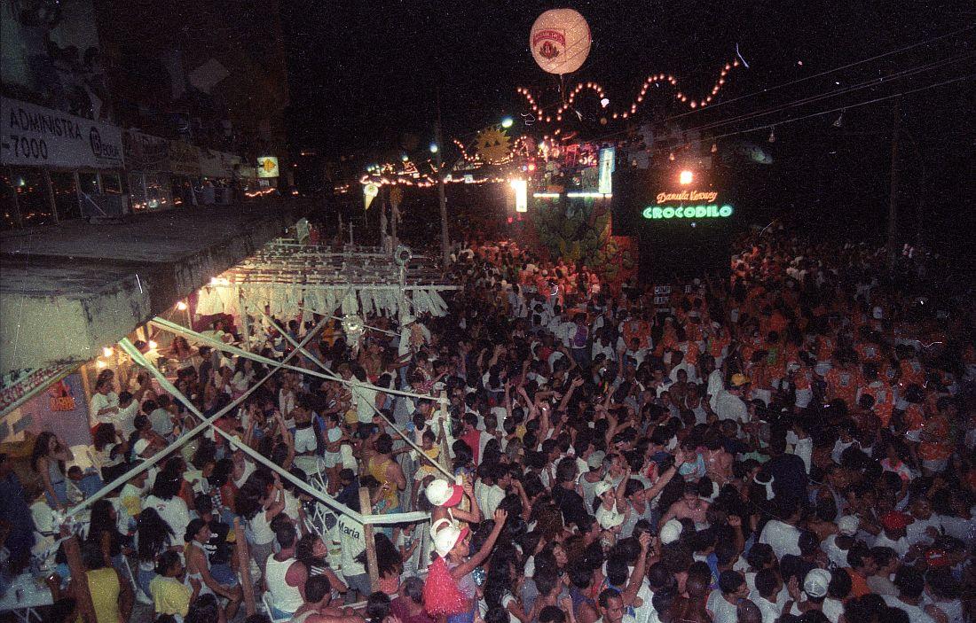 Crocodilo no Carnaval 1994