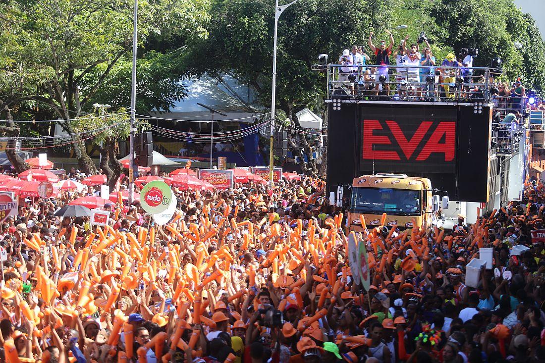 EVA no Carnaval 2015