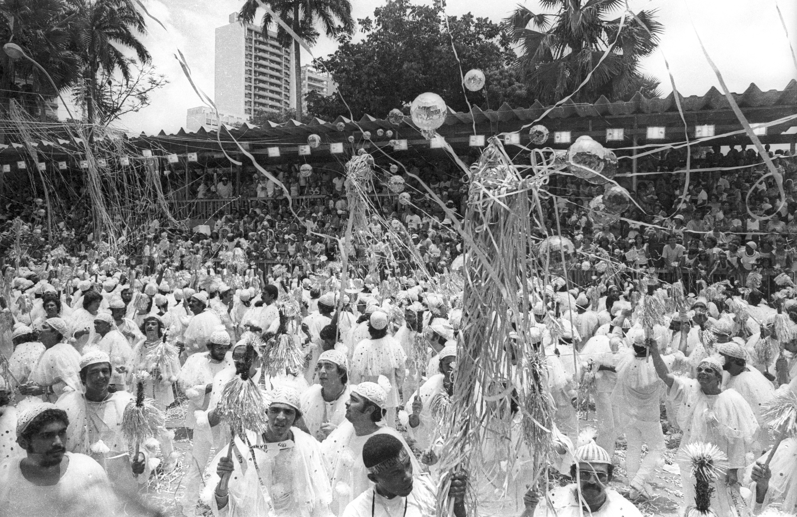 Os Internacionais no Carnaval 1979