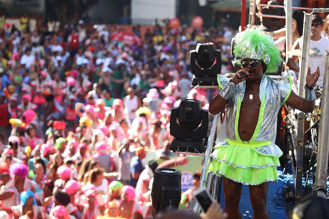 Compadre Washington no Carnaval 2016