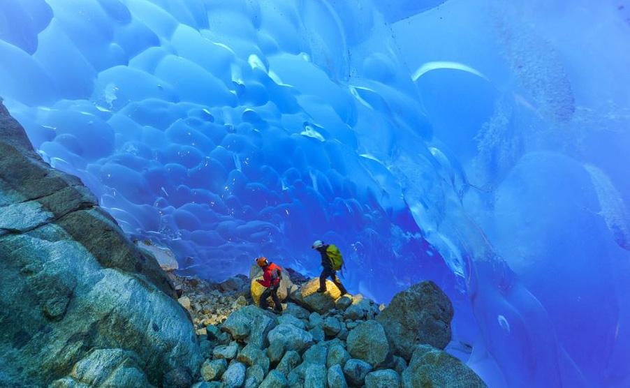 Arquipélago de Madre de Deus, na patagônia chilena.