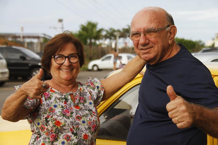 Altair e José Bonifácio tocavam a Casa Tabajara há mais de quatro décadas