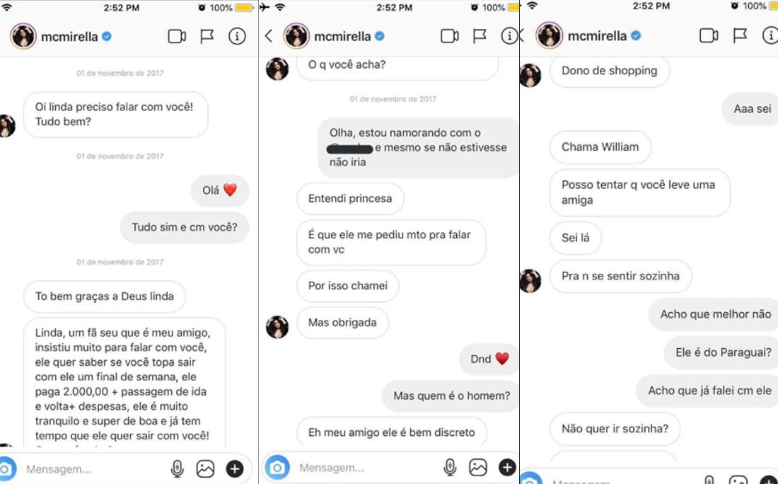 MC Mirella é acusada de tentar aliciar adolescente para prostituição -  Jornal Correio