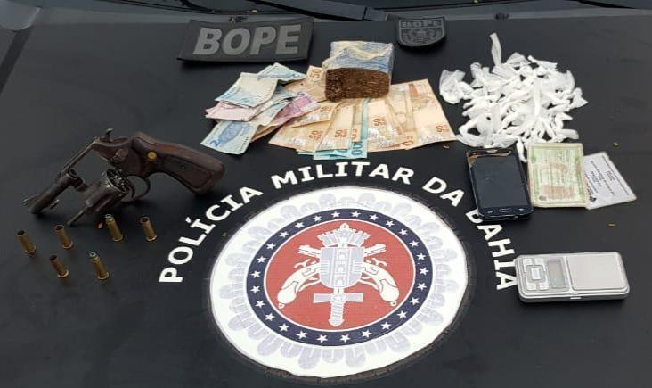 Polícia mata líder de facção BDM de Cachoeira em Itapuã