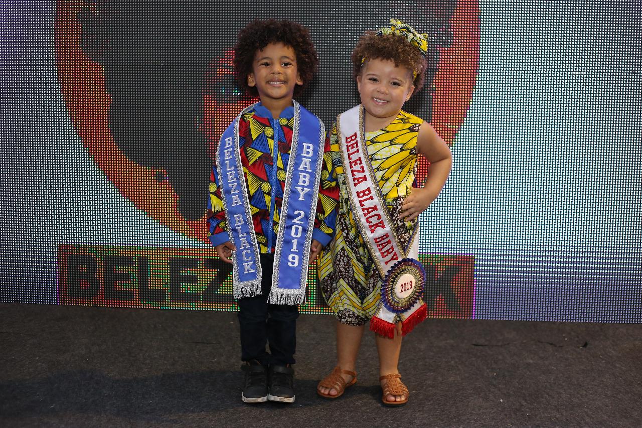 Beleza Black Baby - Nadson de Jesus e Malaika Moreira