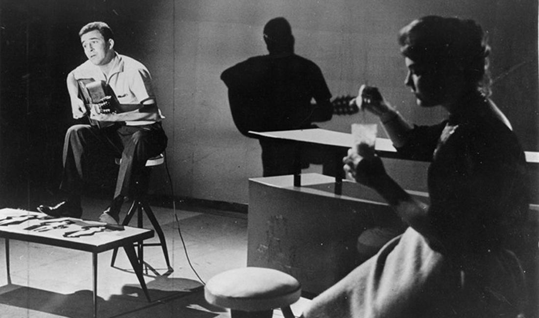 Apresentação de João Gilberto em 1959