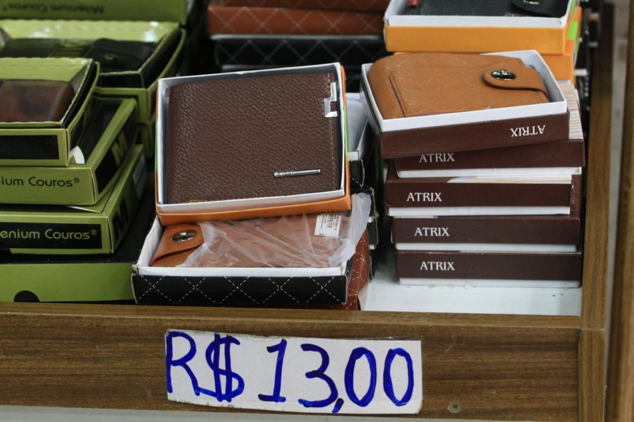 Carteira - 3B Moda e Acessórios - A partir de R$ 13,00