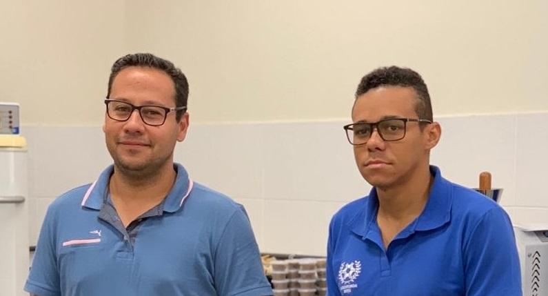 A pesquisa, coordenada pelo professor Anderson Miranda, conta com a participação de estudantes, como Ismael Brito, bolsista do CNPQ.
