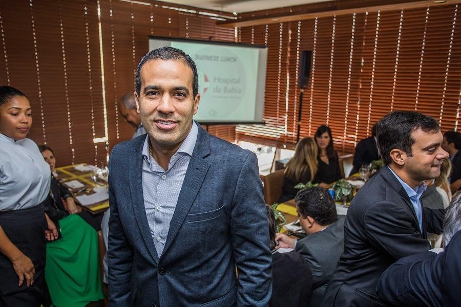 Bruno Reis, vice-prefeito de Salvador e secretário municipal de Infraestrutura e Obras Públicas