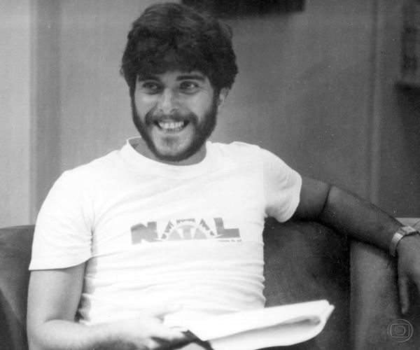 Jorge Fernando em Vereda Tropical 1985