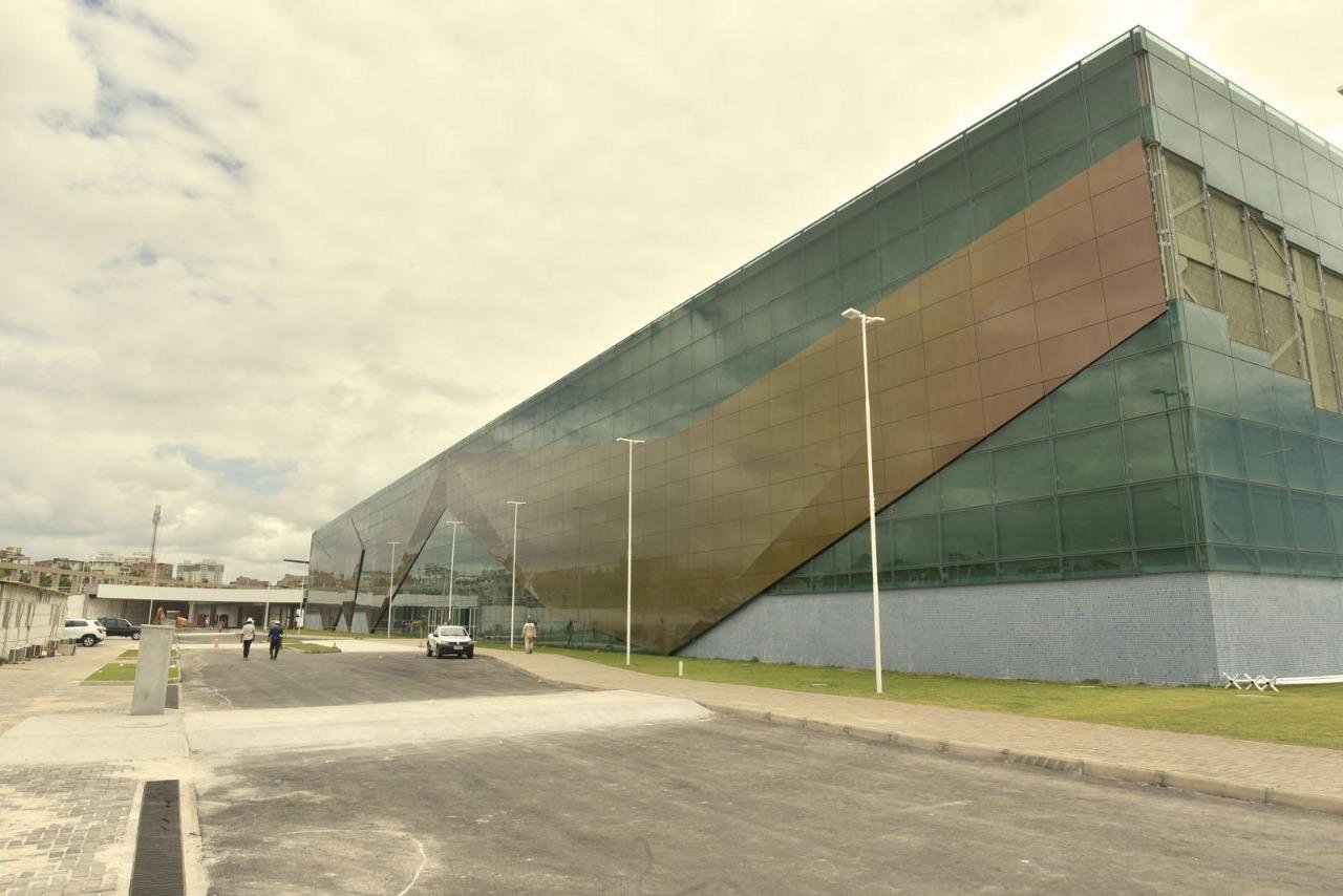Centro de Convenções é a aposta para que a cidade retome a capacidade de atrair grandes eventos