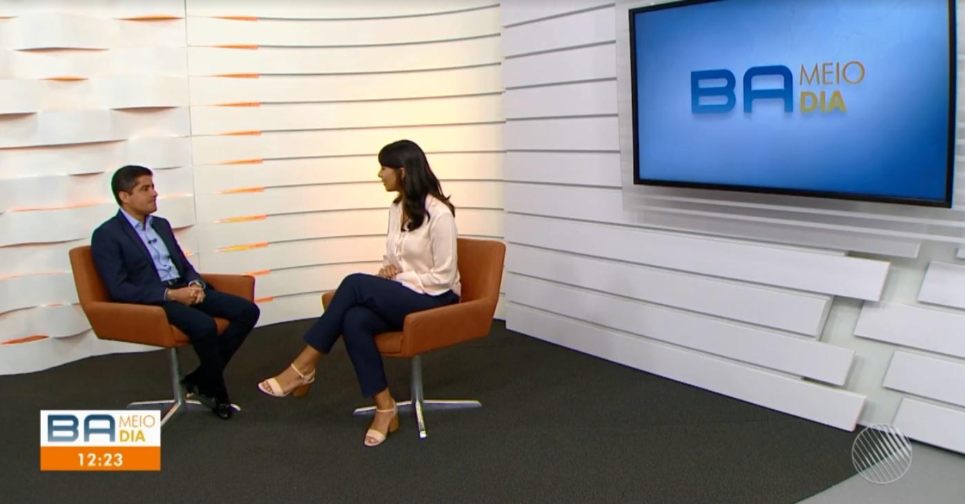 ACM Neto e Jéssica Senra: entrevista no BMD