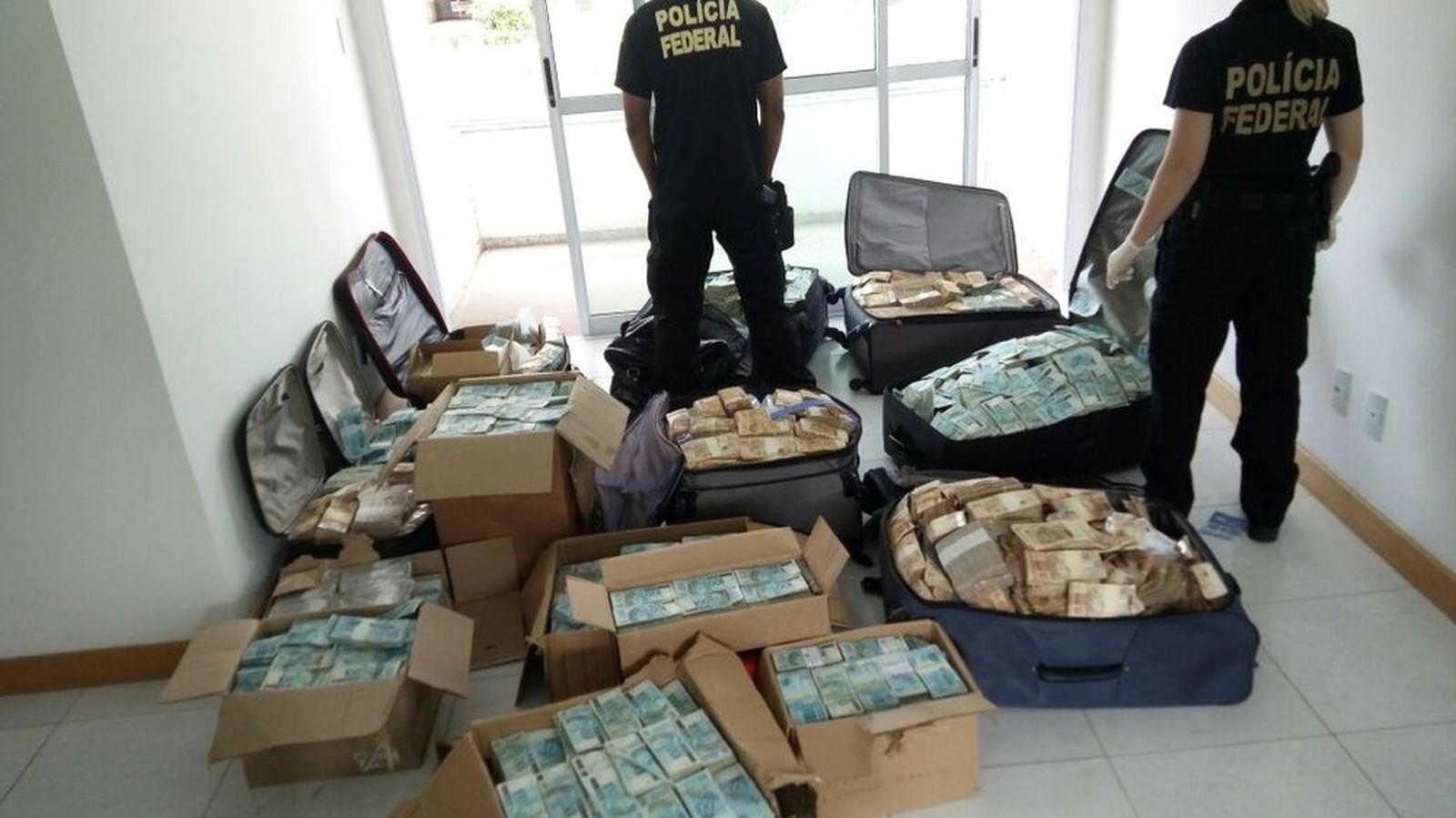 Em setembro de 2017, bunker com R$ 51 milhões foi encontrado em Salvador