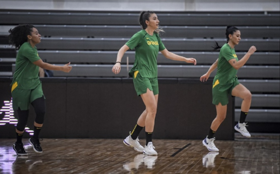 Brasil disputaria o Sul-Americano Feminino em julho