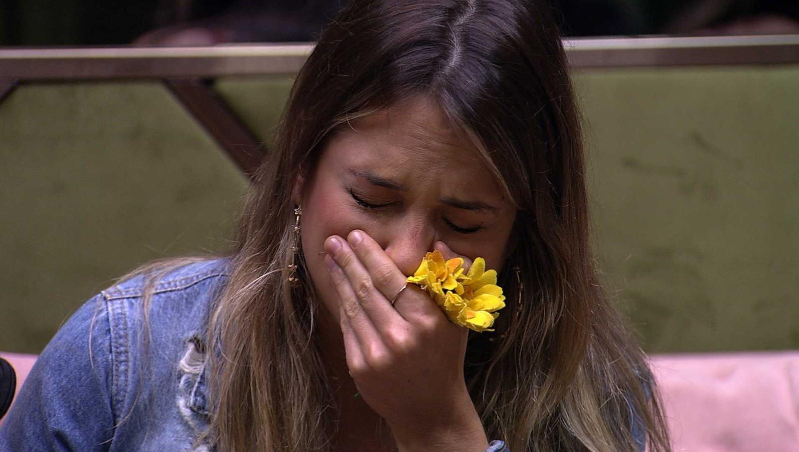 Gabi Martins foi eliminada com 59,61% dos votos nesse domingo