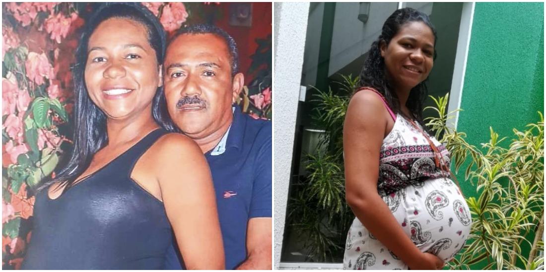 Erisvaldo era casado com Rafaela há sete anos
