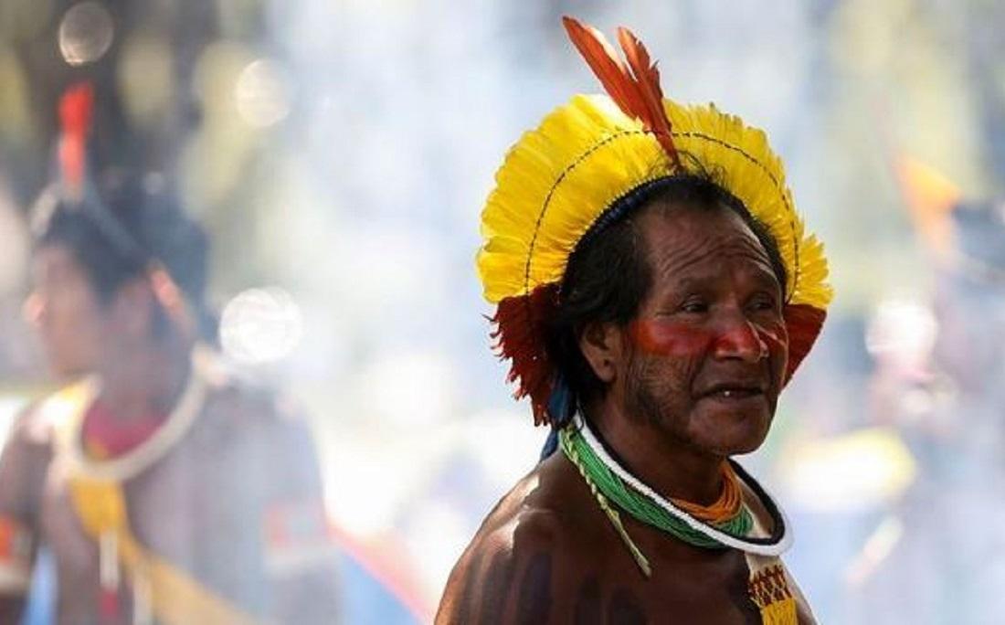 Vírus começa a atingir comunidades indígenas