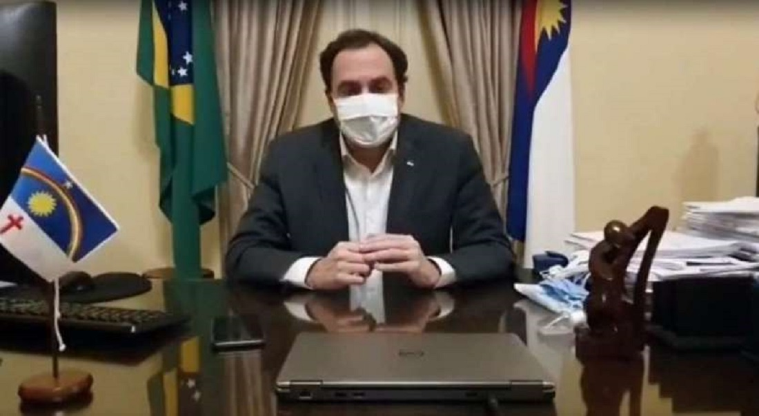 Paulo Câmara, governador de Pernambuco, testa positivo para ...