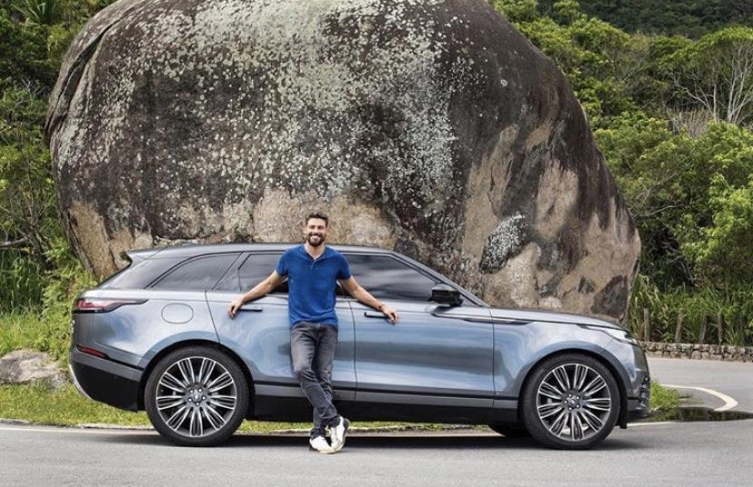 Cauã Reymond é embaixador da Land Rover no Brasil