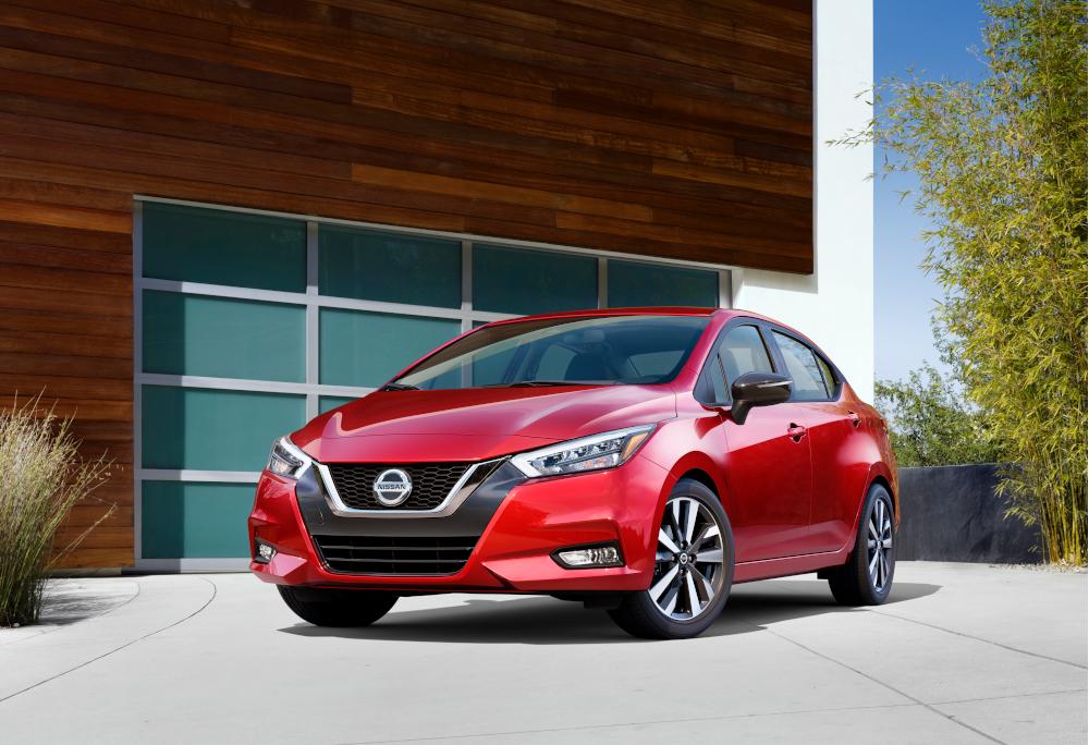 No Equador as concessionárias da Nissan já contam com o novo Versa