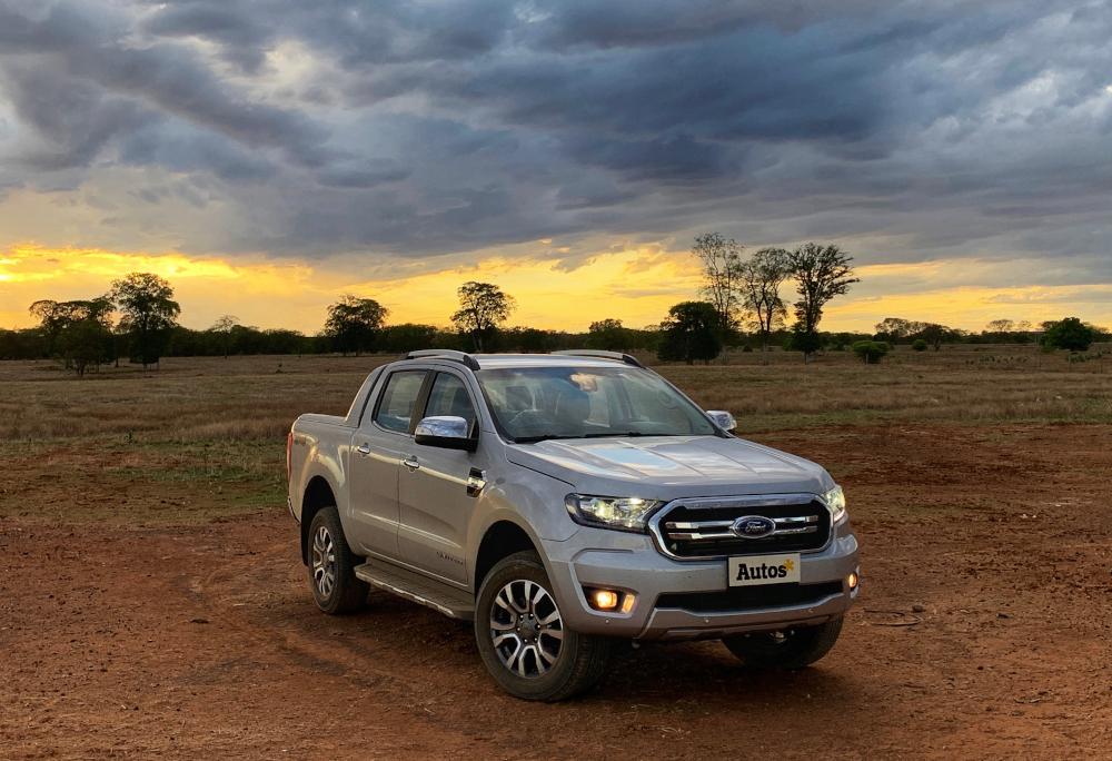 A Ranger está disponível em duas motorizações, ambas a diesel